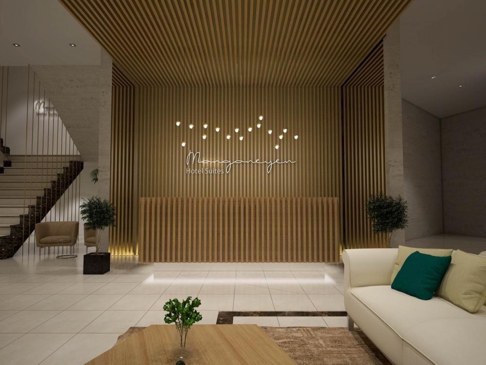 Recepci 243 N Hotel Pelayo Interiorismo
