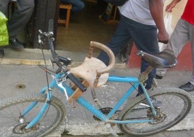 Un autre moyen de transport