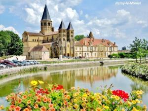 Sanctuaire Paray-Le-Monial