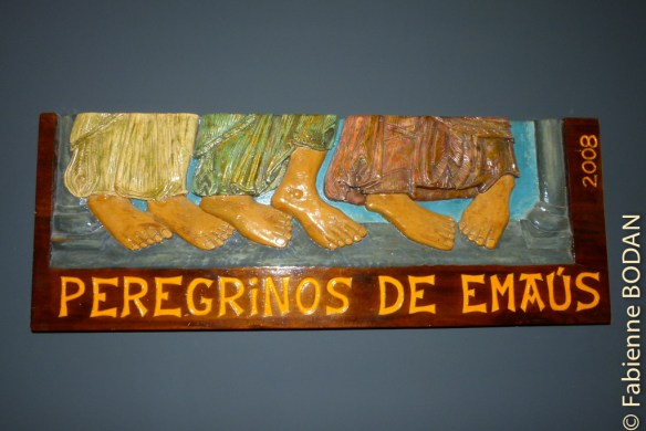 Casa Emaus, auberge pèlerins de Burgos