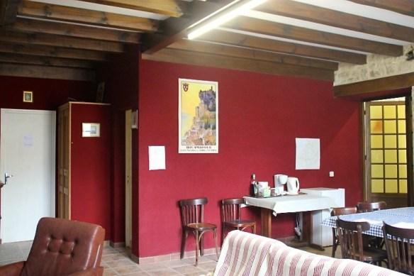 Gîte de Gramat, capture d'écran du site © http://www.gramatgitepelerin.com