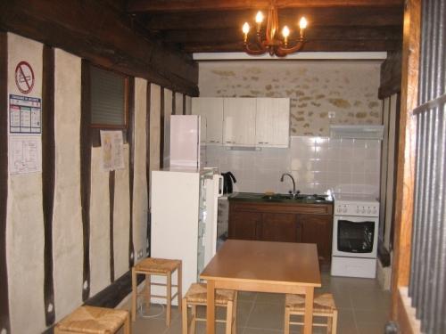 Accueil du refuge de Bouzais, © Site des Amis et Pèlerins de Saint-Jacques de la Voie de Vézelay