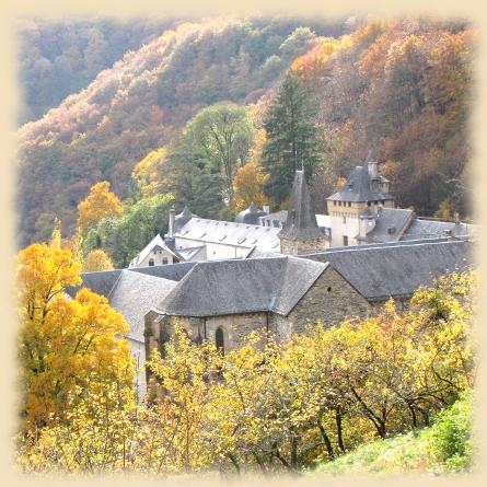 Abbaye cistercienne Notre Dame de Bonneval © Site internet de l'abbaye