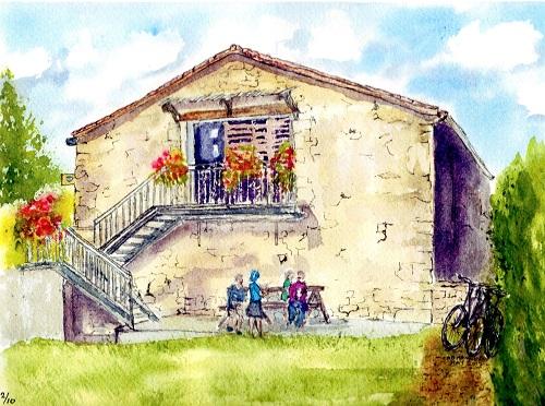 Refuge de Saint-Ferme