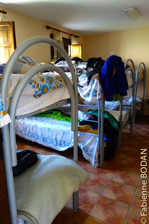 Le dortoir (2) © Fabienne Bodan