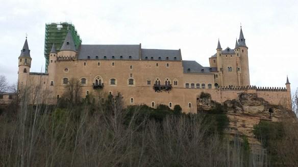 L'Alcazar de Segovia © Fabienne Bodan