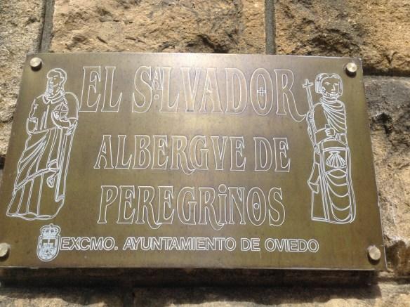 L'auberge des pèlerins d'Oviedo. © Marie Delmas, avec son aimable autorisation