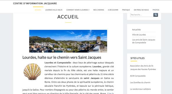 Centre jacquaire de Lourdes