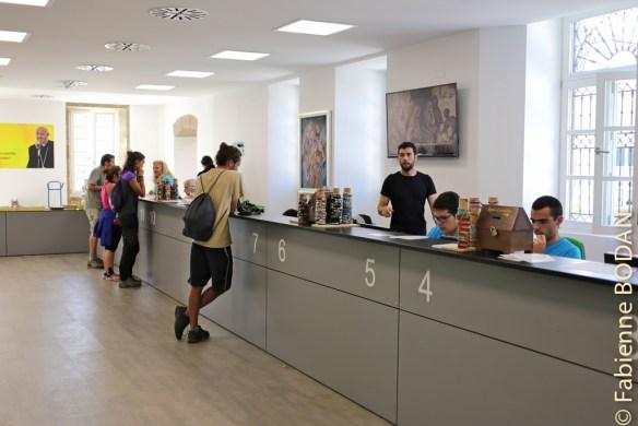 centre d'accueil international des pèlerins de Saint-Jacques de Compostelle