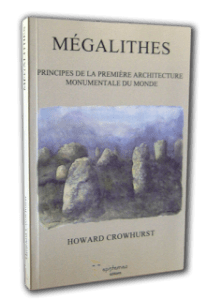 Livre Mégalithes de Howard Crowhurst