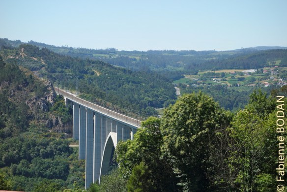 Camino del Invierno, Ponte Ulla
