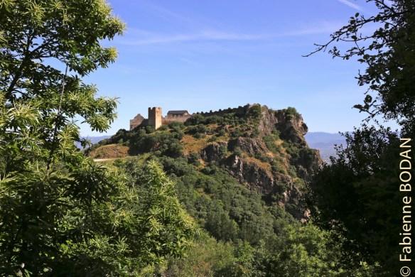 Château de Cornatel, Camino del Invierno