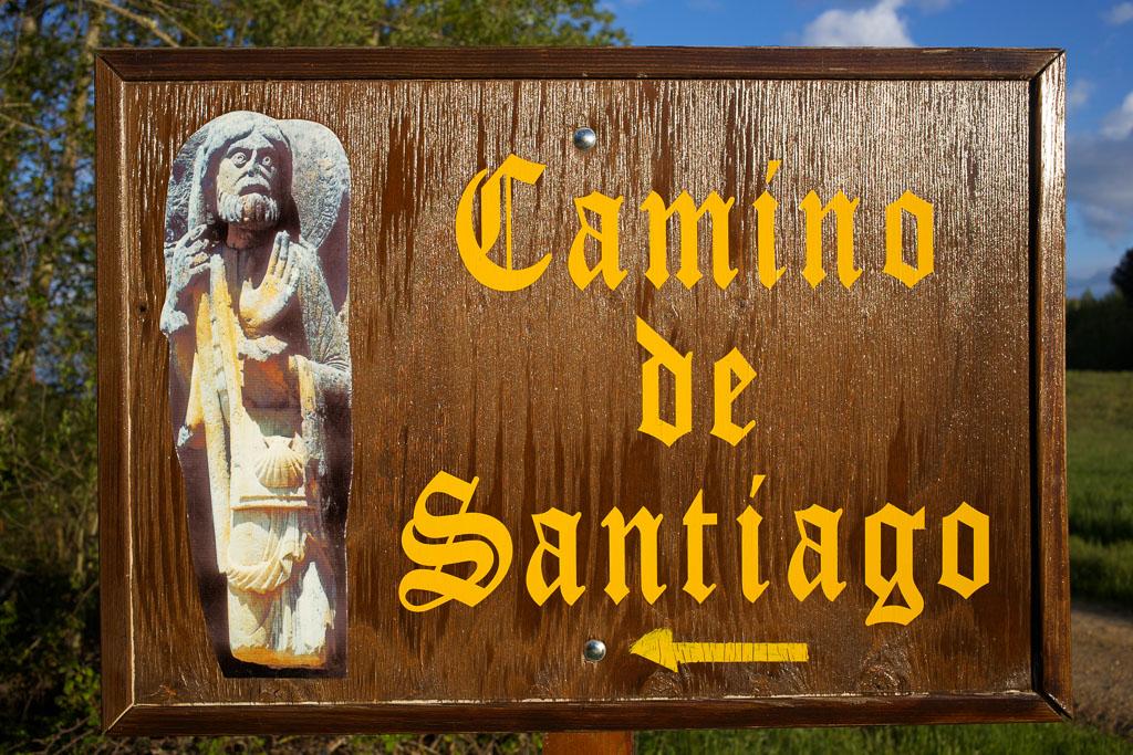 Santa Marta de Tera, Camino Sanabrés