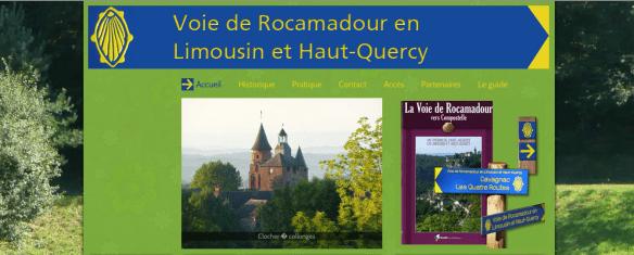 Voie de Rocamadour