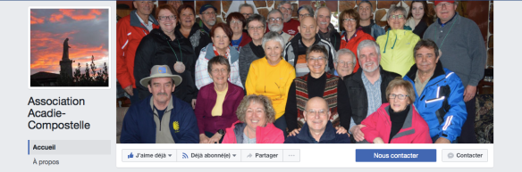 Association acadienne des pèlerins et amis de Saint-Jacques-de-Compostelle