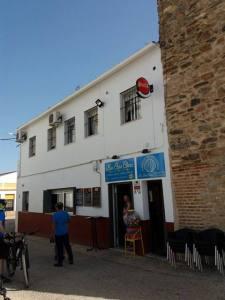 Albergue Bar Casa Clara à Almaden de la Plata