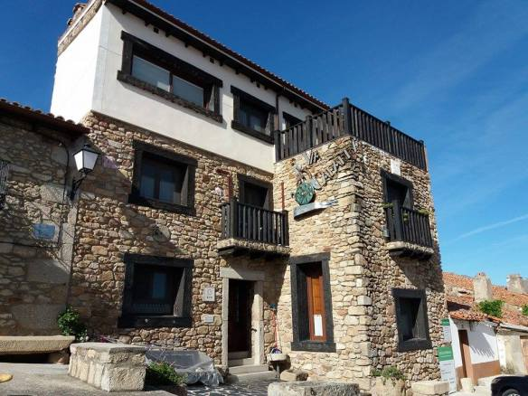 Casa Rural Oliva de Placencia