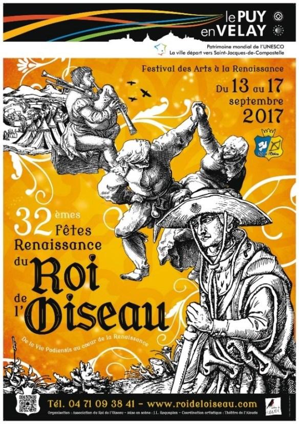 32e fête Renaissance du Roi de l'Oiseau