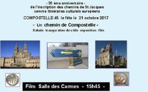Compostelle 45 fête le 30e anniversaire des itinéraires culturels européens