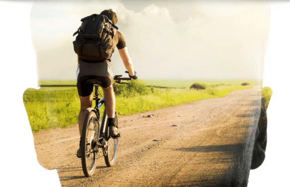Le chemin de Compostelle à vélo