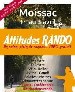 Salon Attitudes Rando de Moissac