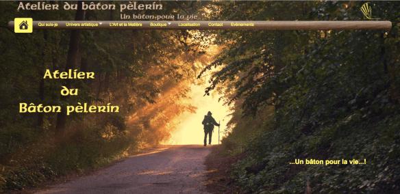 L'atelier du bâton pèlerin