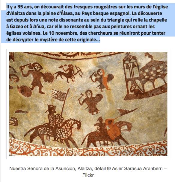 Fresques d'Alaitza
