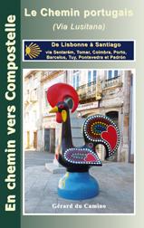 Guide Chemin portugais Gérard du Camino