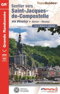 Namur - Vézelay Topo guide FFR