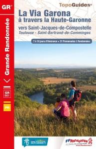 Via Garona Topo guide FFR