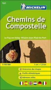 Voie du Puy-en-Velay Guide Michelin