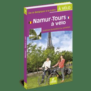 De Namur à Tours à vélo Chamina