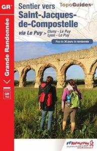TopoGuide Cluny et Lyon vers Le Puy