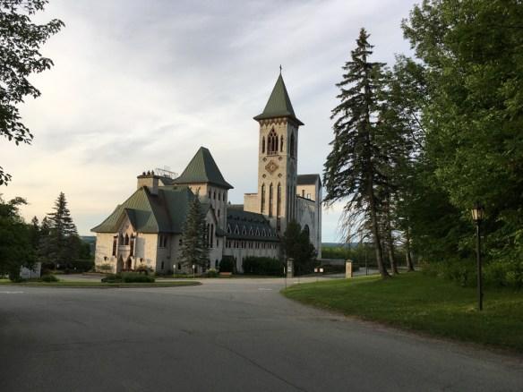 Circuit de l'Abbaye, Québec, Photo Michel O'Neill