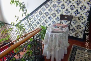 Hôtel Casa Alameda, Albergaria. © Fabienne Bodan