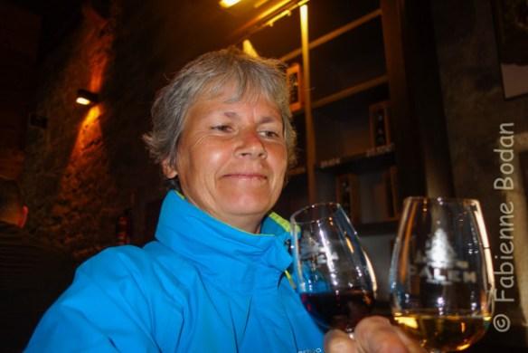 Une étape incontournable : la dégustation d'un verre de porto dans la ville du même nom. Alors, que préférez-vous, porto blanc ou porto rouge ? © Fabienne Bodan