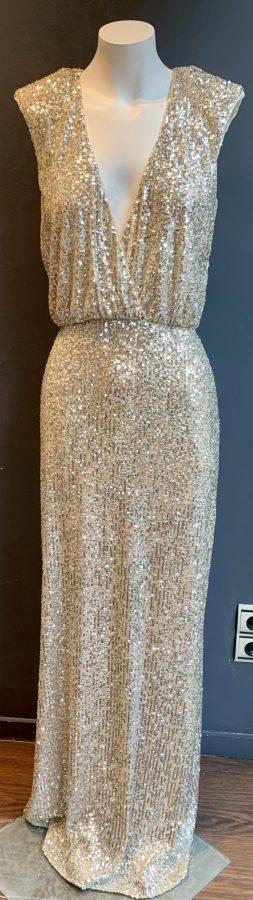 massalia boutique vestido champagne