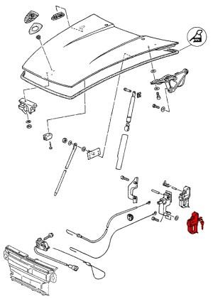 Porsche 911 (19741989)  Cables & Controls  Page 2