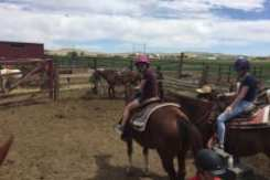 Trail Ride Ready Lynzi & Camryn