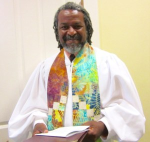 Rev Dr. Leon Dunkley
