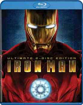 """Iron Man 2008 Bluray"""