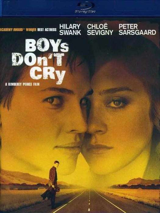 Los Chicos No Lloran - Boys don´t cry - Película
