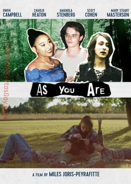 Como Tu Eres - As You Are - PELICULA - 2016