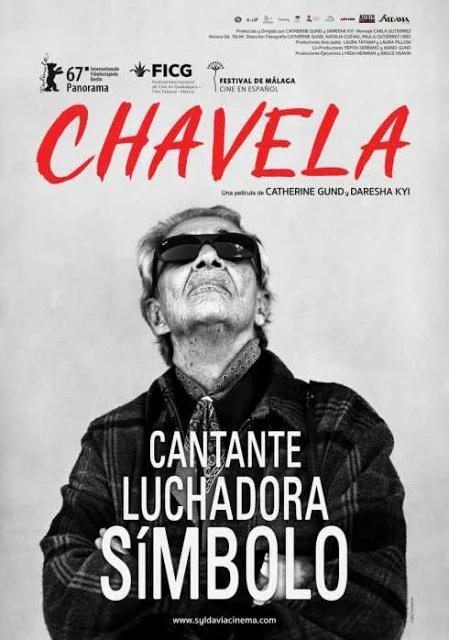 Chavela - DOCUMENTAL - 2017