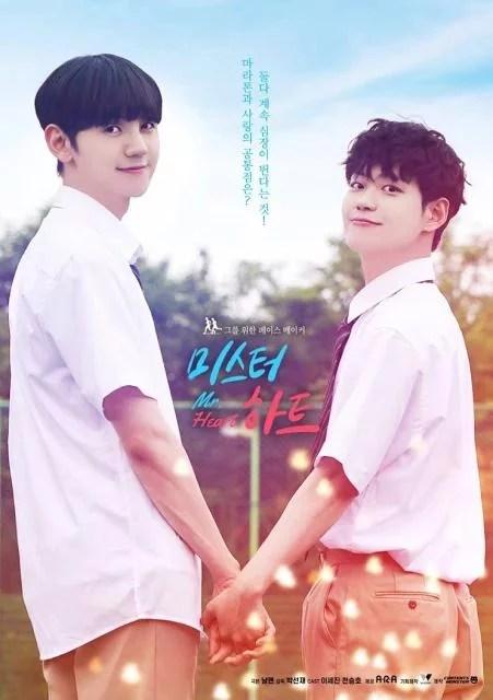 Mr. Heart - SERIE GAY (Sub. Español) - Corea Del Sur - 2020