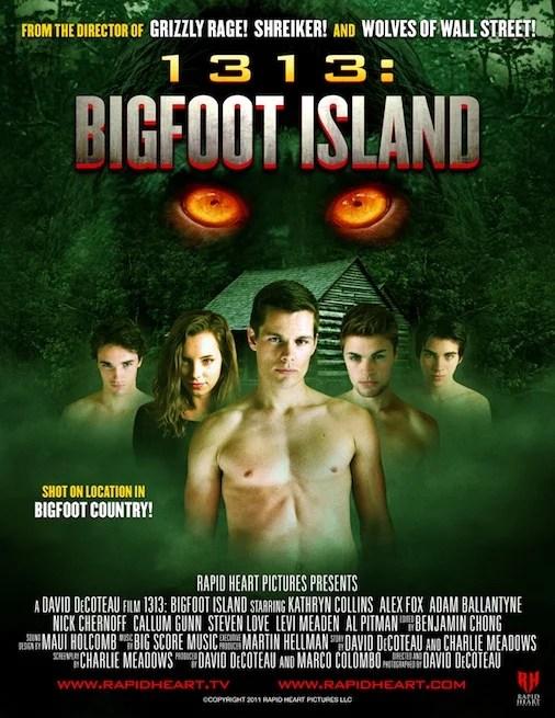 """VER ONLINE Y DESCARGAR PELICULA """"1313: Bigfoot Island"""""""
