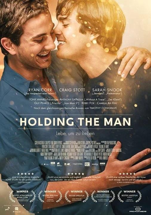 VER ONLINE Holding the Man - Pelicula - 2015 - Australia