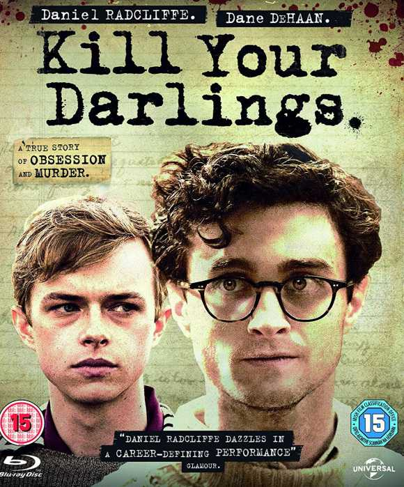 CARTEL: Amores Asesinos -  Kill Your Darlings - PELICULA - 2013