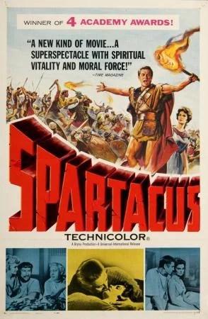"""VER ONLINE Y DESCARGAR PELICULA """"Espartaco"""" - """"Spartacus"""""""