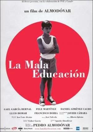 """VER ONLINE Y DESCARGAR PELICULA """"La Mala Educación"""""""